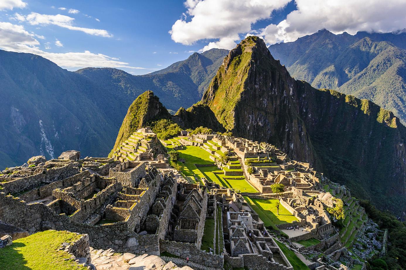 Machu Picchu X Sao Thome das Letras Portal Dimensional