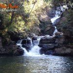 Cachoeira Véu de Noiva em São Thomé das Letras