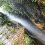 Cachoeira da Garganta em São Thomé das Letras
