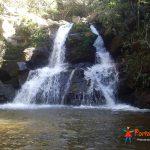 Cachoeira de Eubiose em São Thomé das Letras