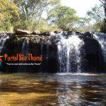 Cachoeira do Flavio em São Thomé das Letras