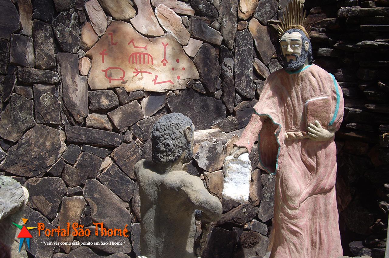 Escravo João Antão e a Lenda de São Thomé