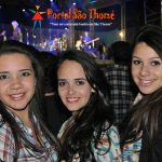 Fans Curtindo o Show na Festa de Agosto em São Thomé das Letras