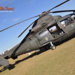 Helicóptero do Exército em São Thomé das Letras