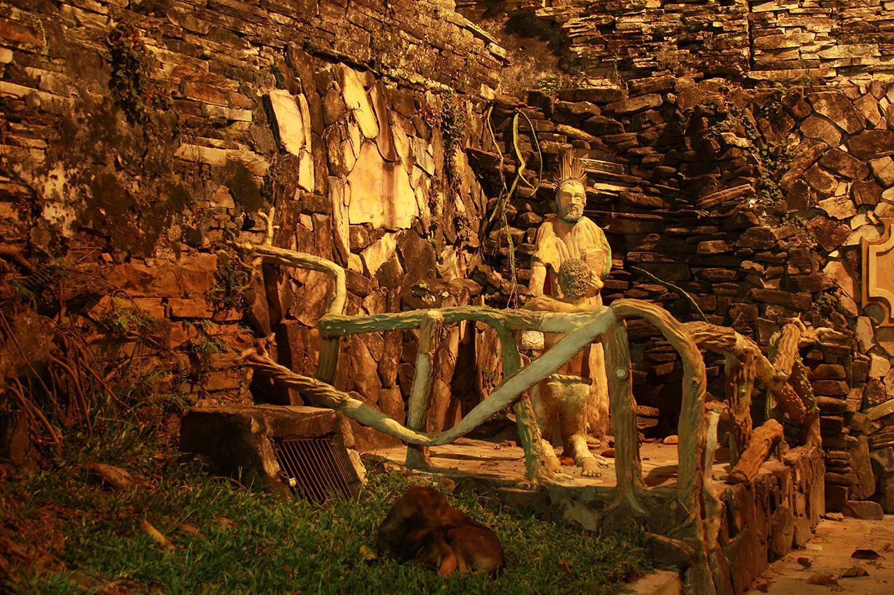 História de São Tomé das Letras - Escravo João Antão