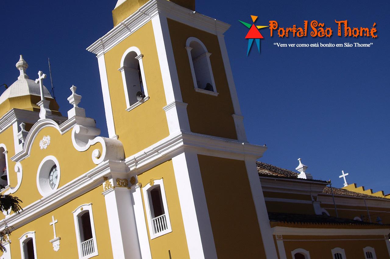 Igreja Matriz em São Thomé das Letras