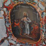 Pinturas no Interior da Igreja Matriz de São Thomé