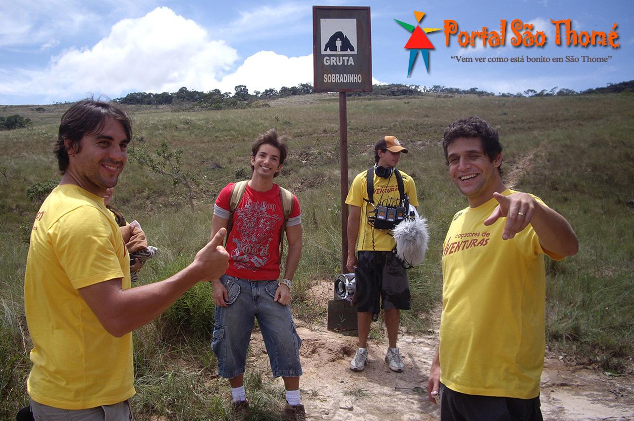 Programa Caçadores de Aventuras em São Thomé das Letras