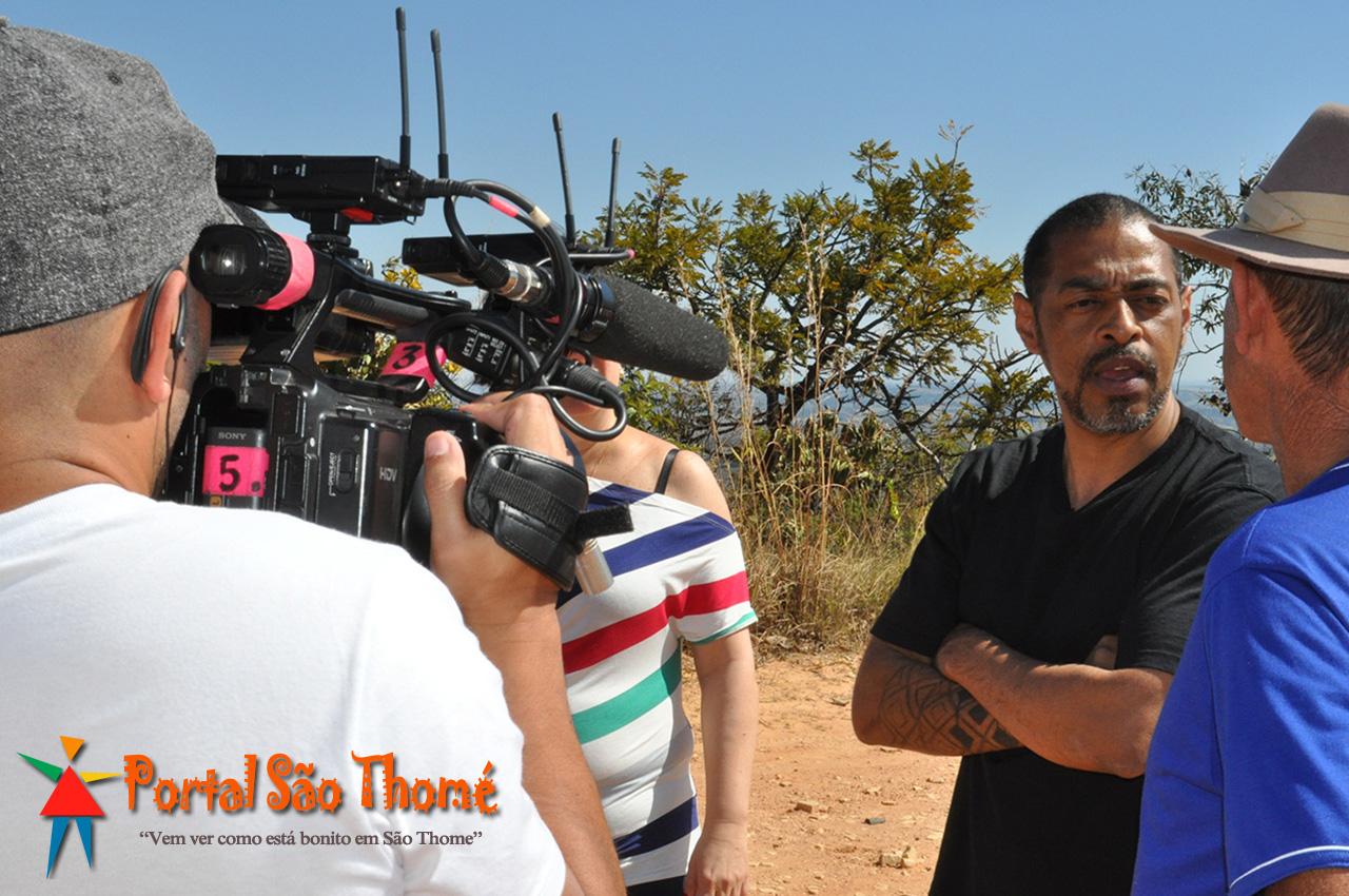 Thaíde Programa A Liga na Ladeira do Amendoim em São Thomé das Letras