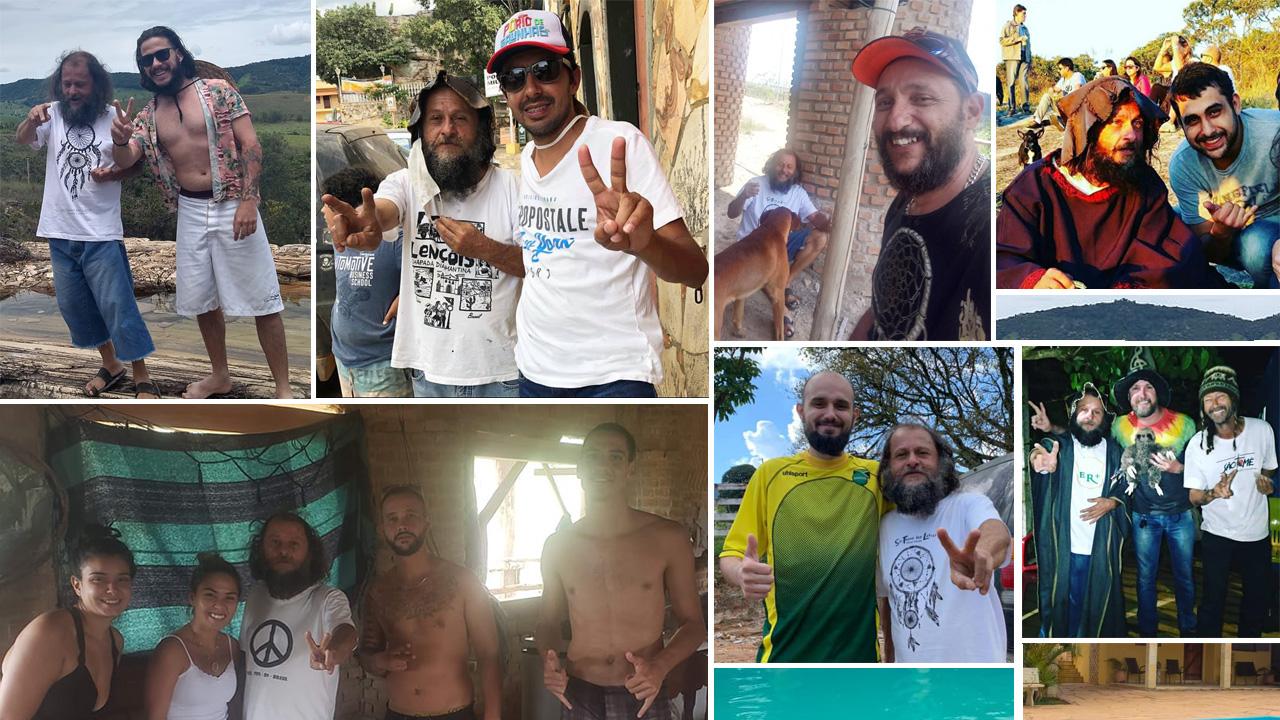 Ventania com Turistas em São Thomé