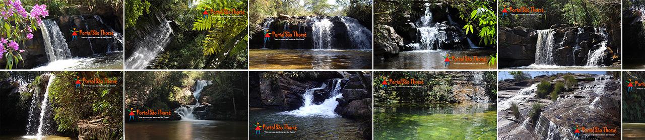 12 Cachoeiras em São Thomé das Letras MG