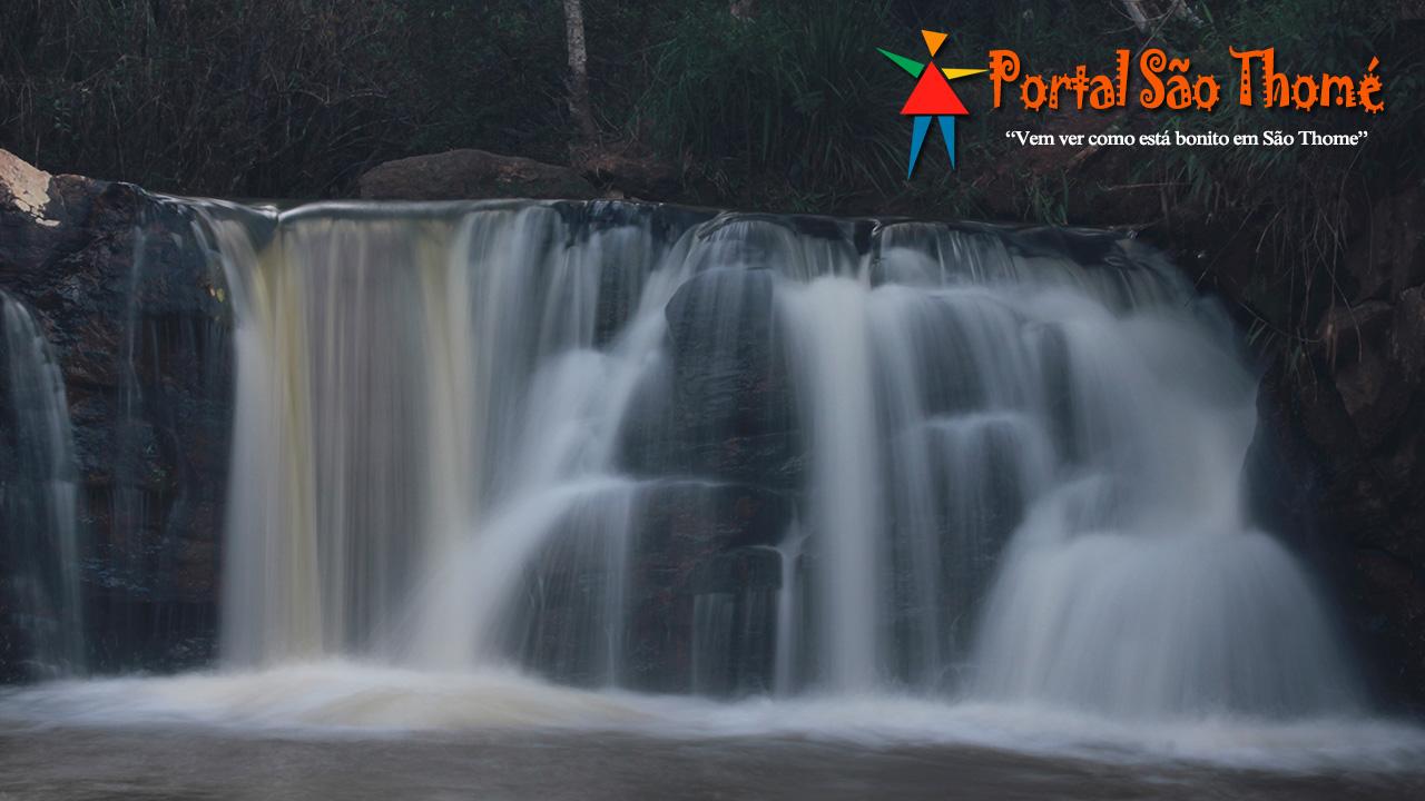 Cachoeira Paraiso São Thomé das Letras MG