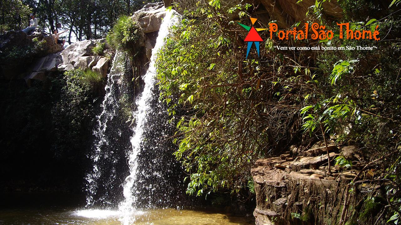 Cachoeira Vale das Borboletas São Thomé das Letras MG