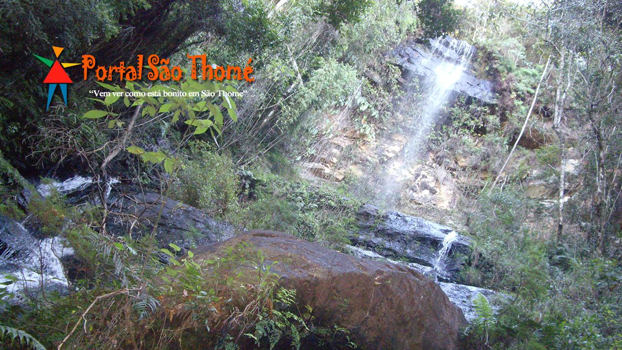 Cachoeira da Chuva em Luminárias MG