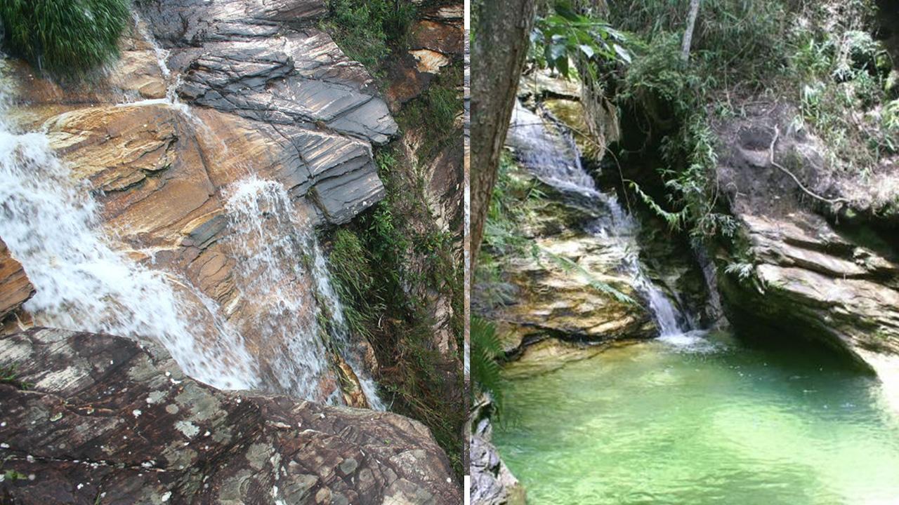 Cachoeira da Gruta Sobradinho