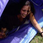 Campistas em São Thomé das Letras