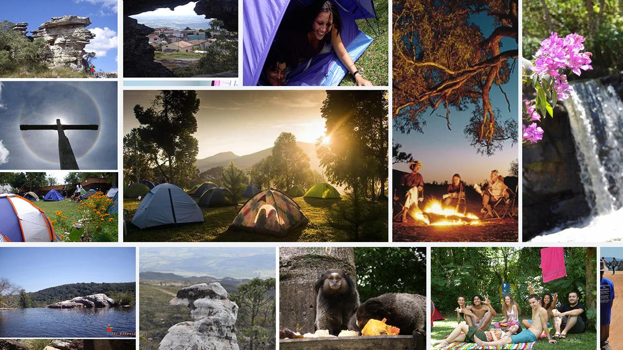 Camping São Thomé das Letras