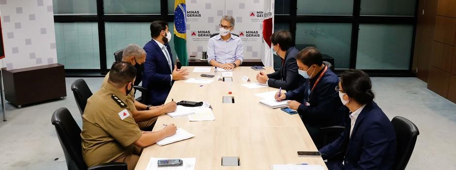 Onda Roxa Minas Gerais