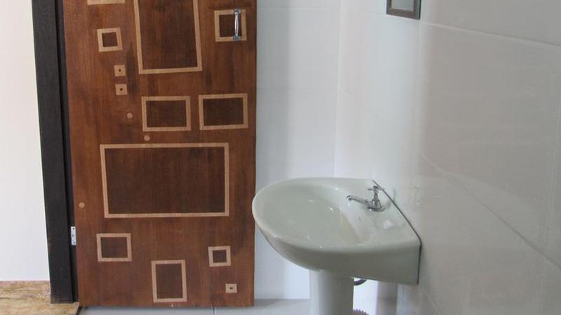 Banheiros privativos
