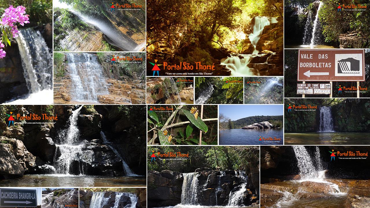 São Thomé das Letras Cachoeiras 12 Cachoeiras de São Thomé MG